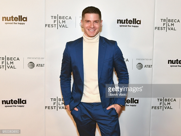 "ROBERT PALMER WATKINS ATTENDS THE RED CARPET FOR ""SURVIVING THEATER 9"""