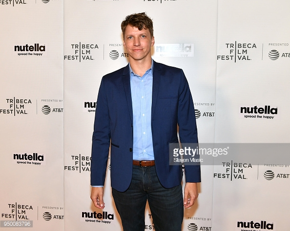 "GREGORY HOYT ATTENDS THE RED CARPET FOR ""SURVIVING THEATER 9"""