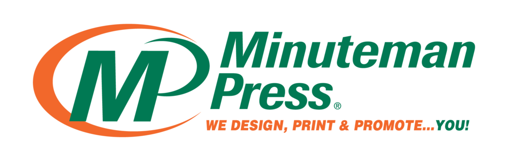 The Printing Sponsors - Minuteman who supplied the printing materials for the event