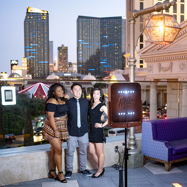 Hello Booth is a Dallas Photo Booth for Party and Event Rental