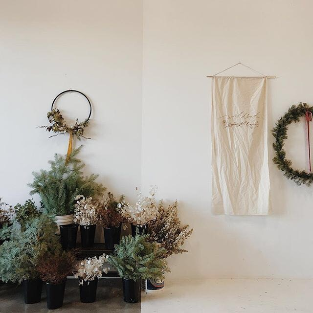 Wildbud Wreath Workshop