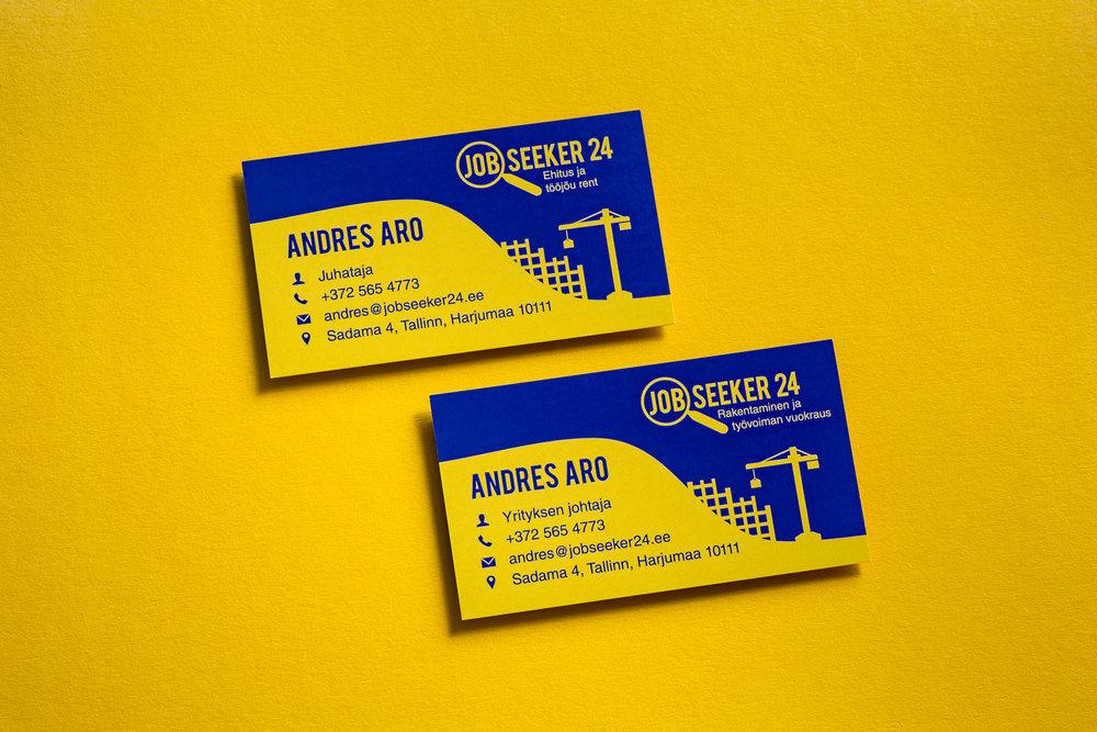 Цифровая печать визиток jobseeker oü.jpg