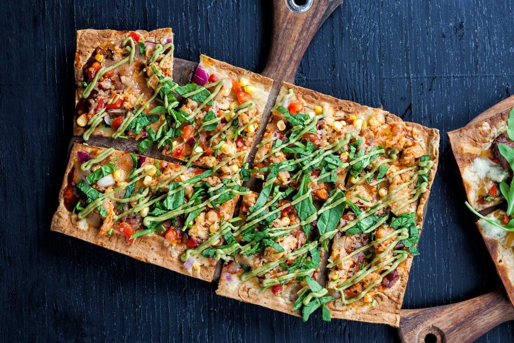Craving for something new? Try our delicious variations of an authentic flatbread