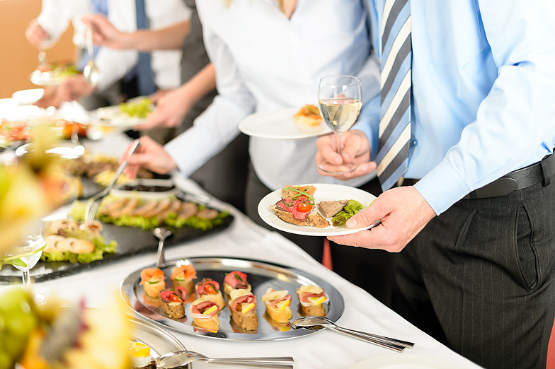 CORPORATE LUNCH -