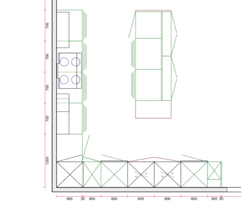 TEGNINGER & 3D - Når du handler til Stjernekjøkken, vet du hva du får. Ved hjelp av vårt tegneprogram får vi illustrert ditt nye kjøkken, bad eller garderobe. Dette vil gi deg en god ide om hvordan det vil se ut i ditt hjem. Du vil få tilsendt 3D bilder samt tegninger.Stjernekjøkken kan lage tegninger ut i fra mål etter befaring eller fra dine egen målinger. Sammen med våre salgskonsulenter vil vi gi deg gode råd og hjelpe deg med å finne den beste løsningen.