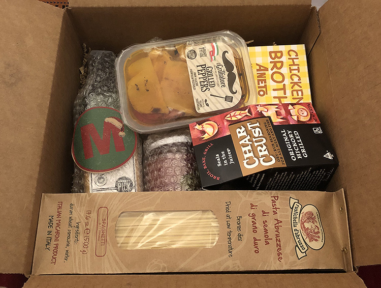 Marczyk Pantry — boxed