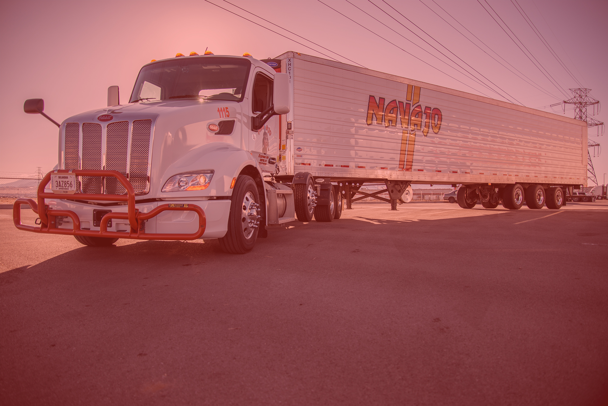 Navajo Express Heavy Haul Shipping Services And Truck Driving Careers