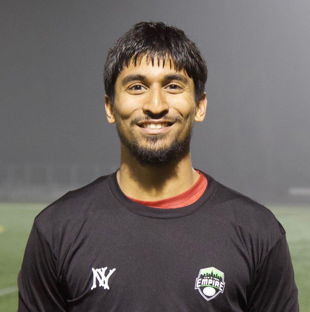 #2 Shashank Alladi -