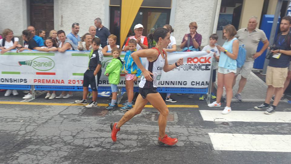 20 metres to go in the World Long Distance Mountain Running Championships!