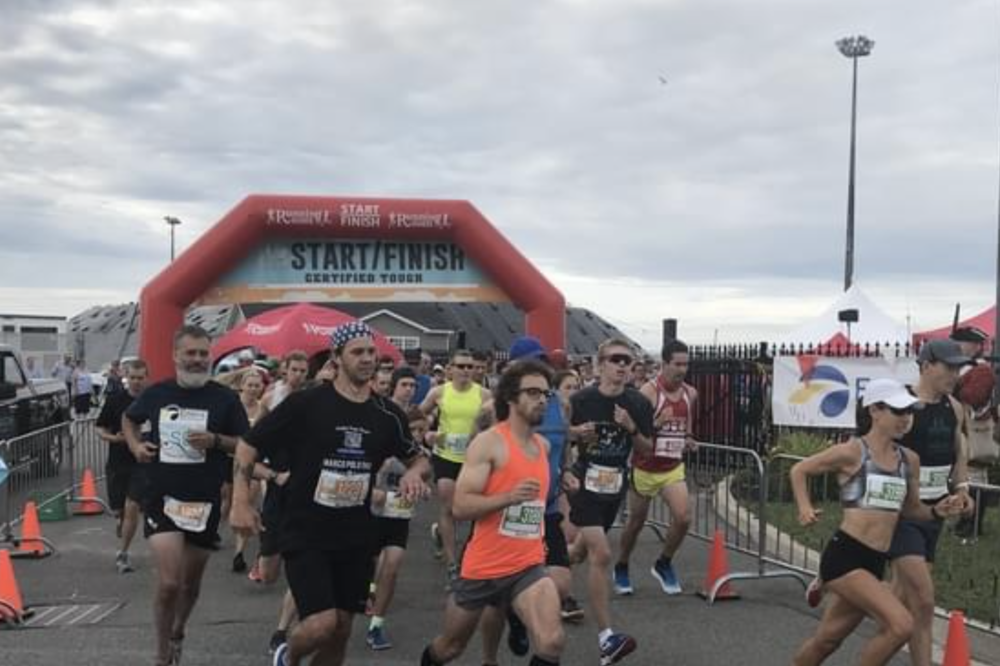 Shelley Marathon by the Sea 2018