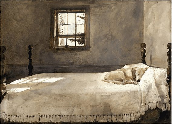 Andrew Wyeth (1965)