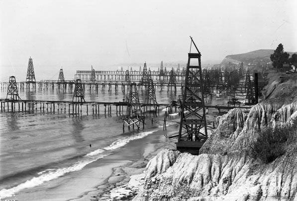 Summerland Beach, CA (1901)