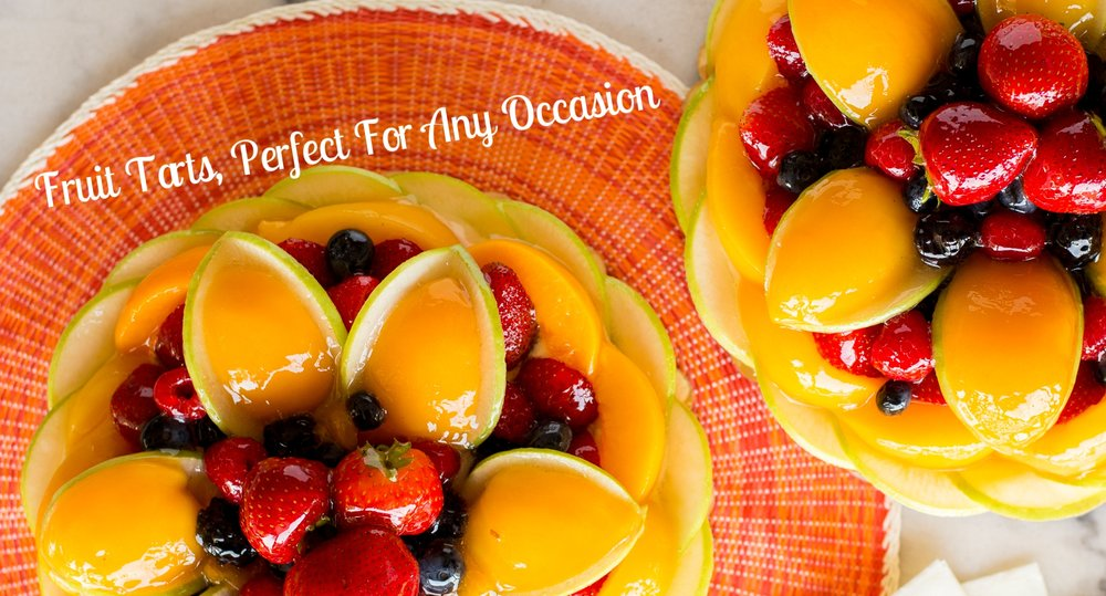 Katella Bakery Fruit Tarts perfect for any occasion