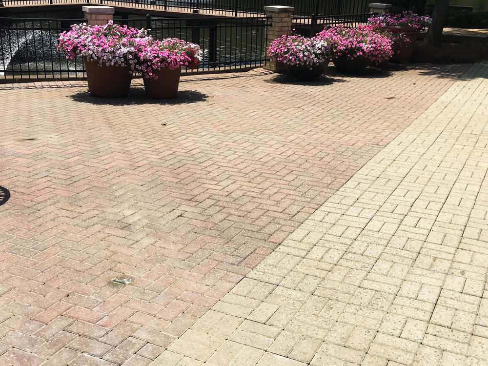 Brick & Stone Pavers