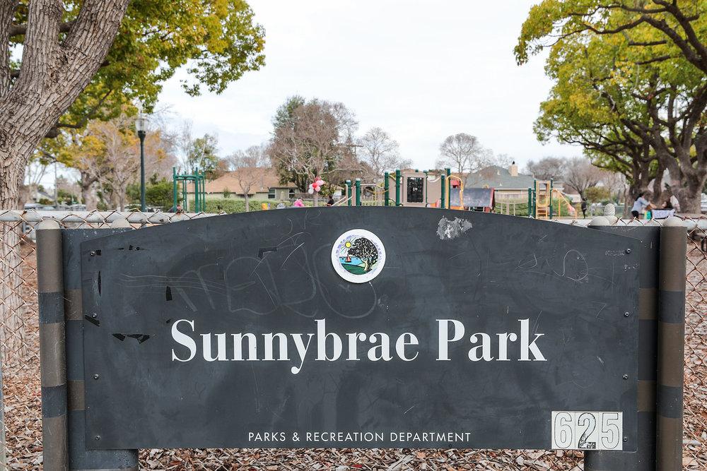 Sunnybrae Park San Mateo