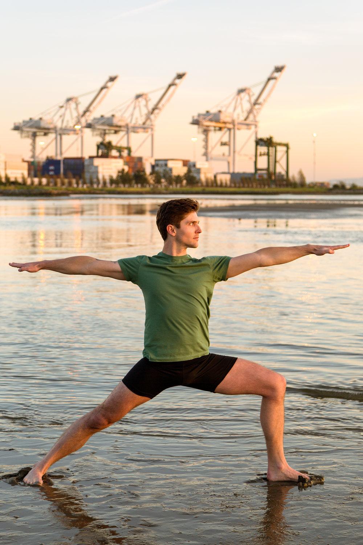 Dustin McCallister Yoga Retreat