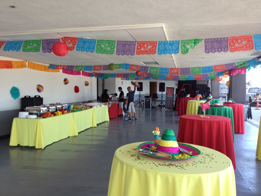 Cinco de Mayo Tenant Event