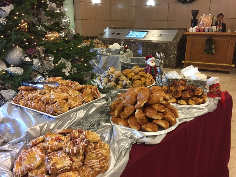 Holiday Continental Breakfast
