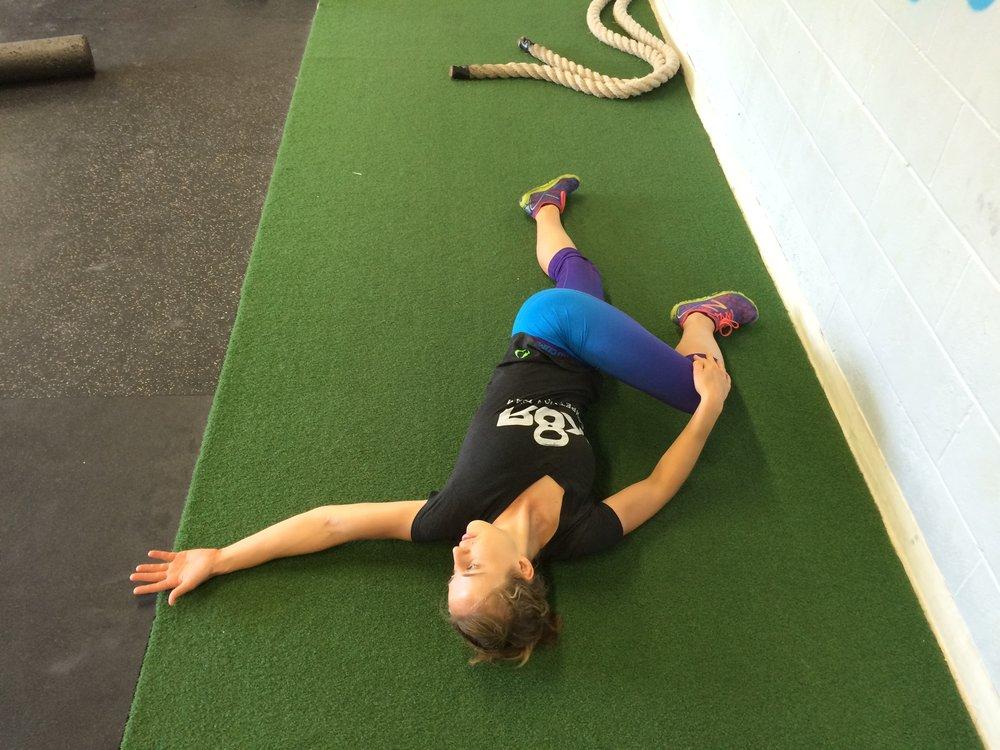 Spinal Twist -