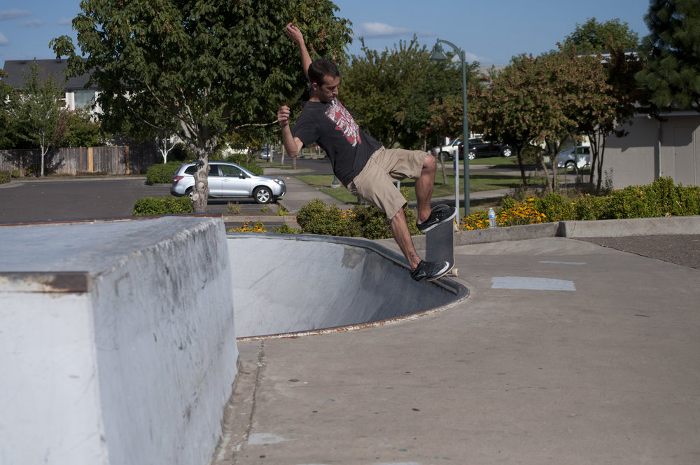 Chris Holbrook      Photo - Jordan Brandt