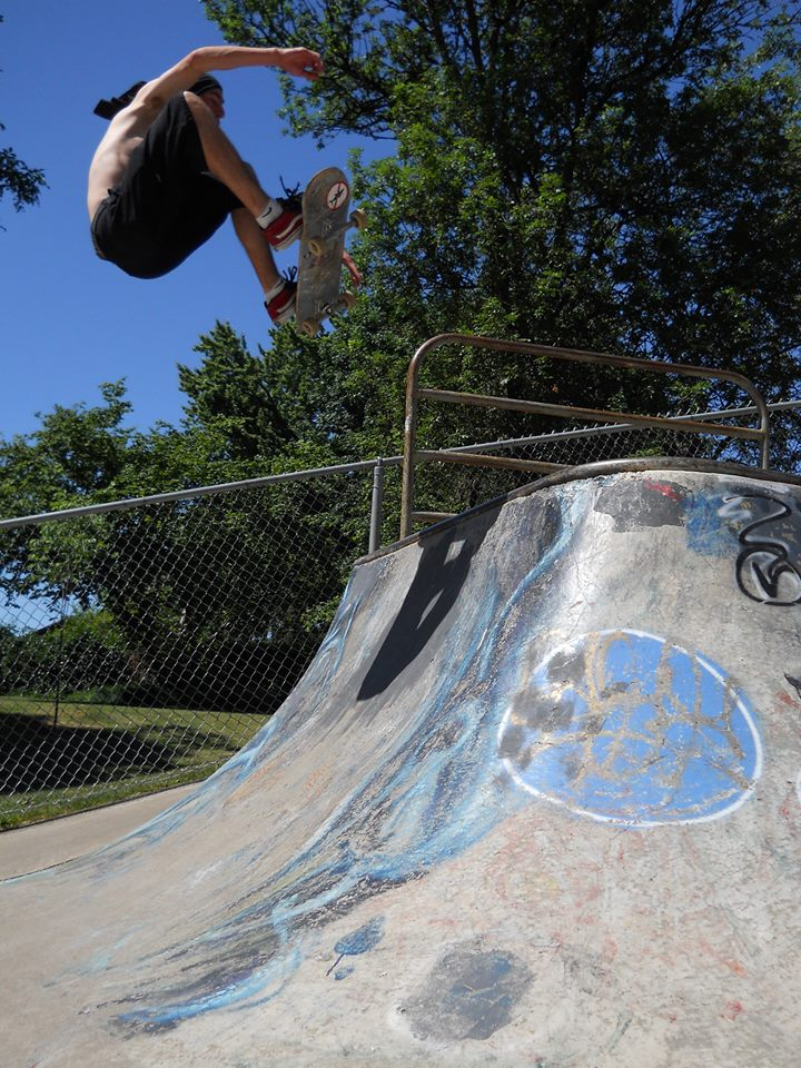 Nick Ricker      Photo - Jeff Tufts