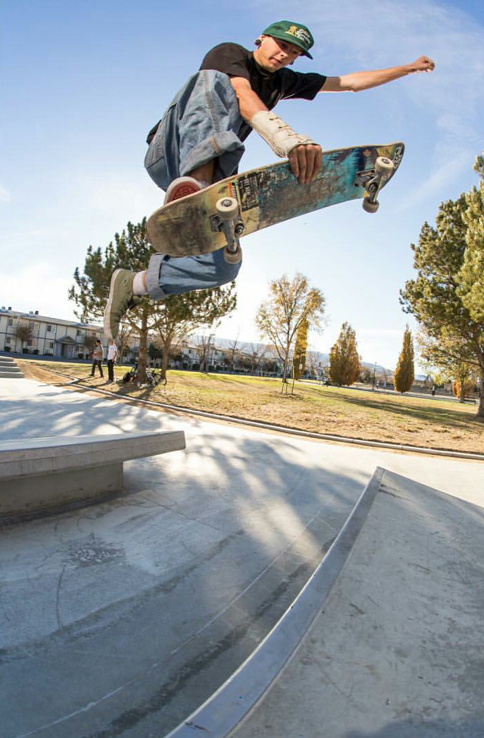 Jared Cole      Photo - Kyle Volland