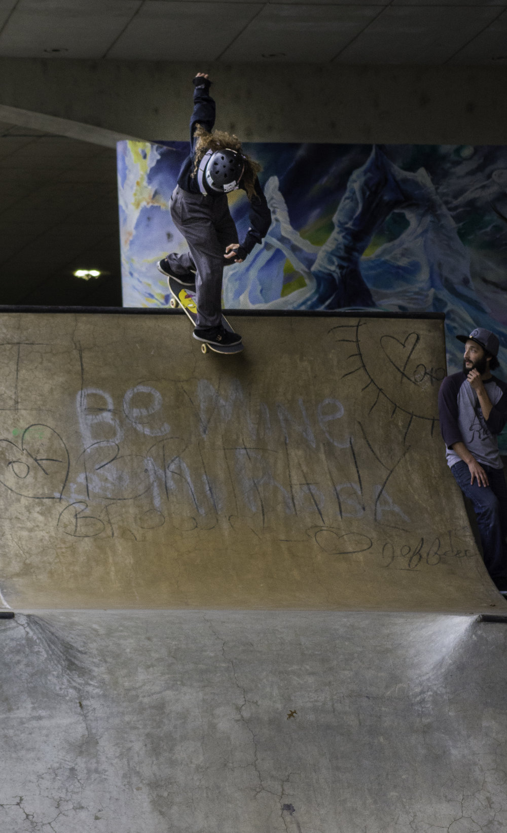 Drew Bieschke - Bs Disaster - Photo. Zina Kraskoff