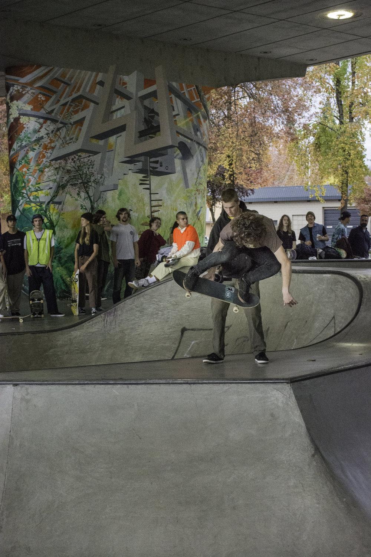 Jake Richardson - Bs Melon - Photo. Zina Kraskoff
