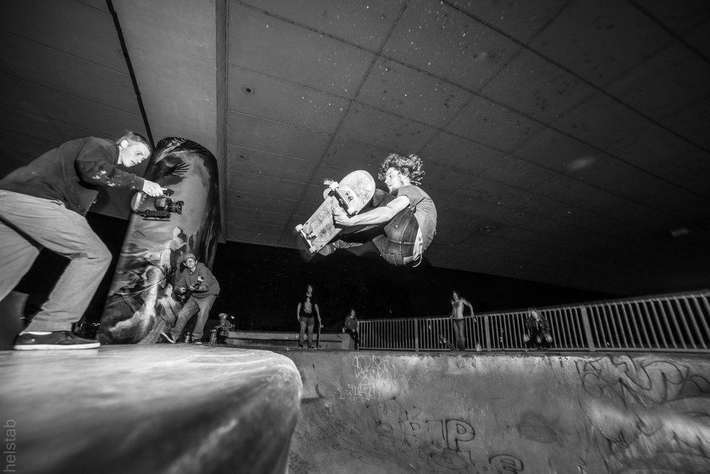 Jake Richardson - Fs Stalefish - Photo. Matt Helstab