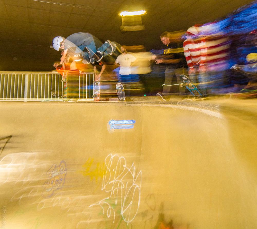 Mason Bucknell - Bs Air - Photo. Matt Helstab