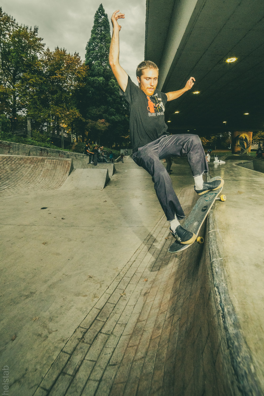 Maxx Newberry - Fs Smith - Photo. Matt Helstab