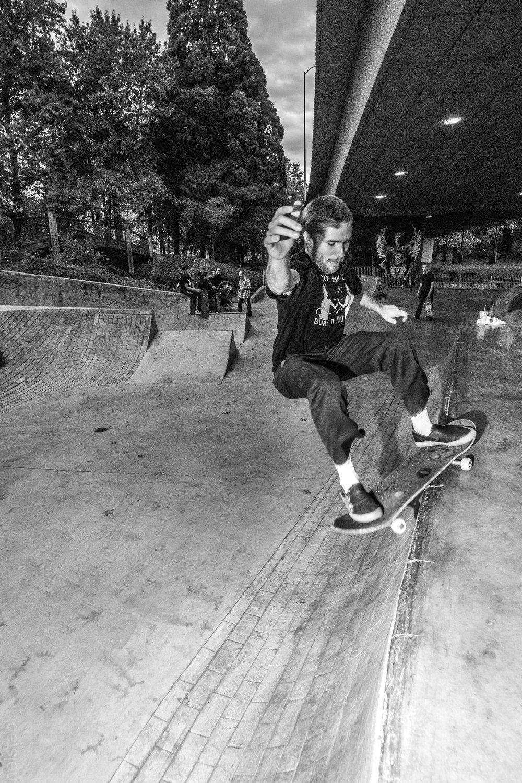 Maxx Newberry - Fs Smith 2 - Photo. Matt Helstab