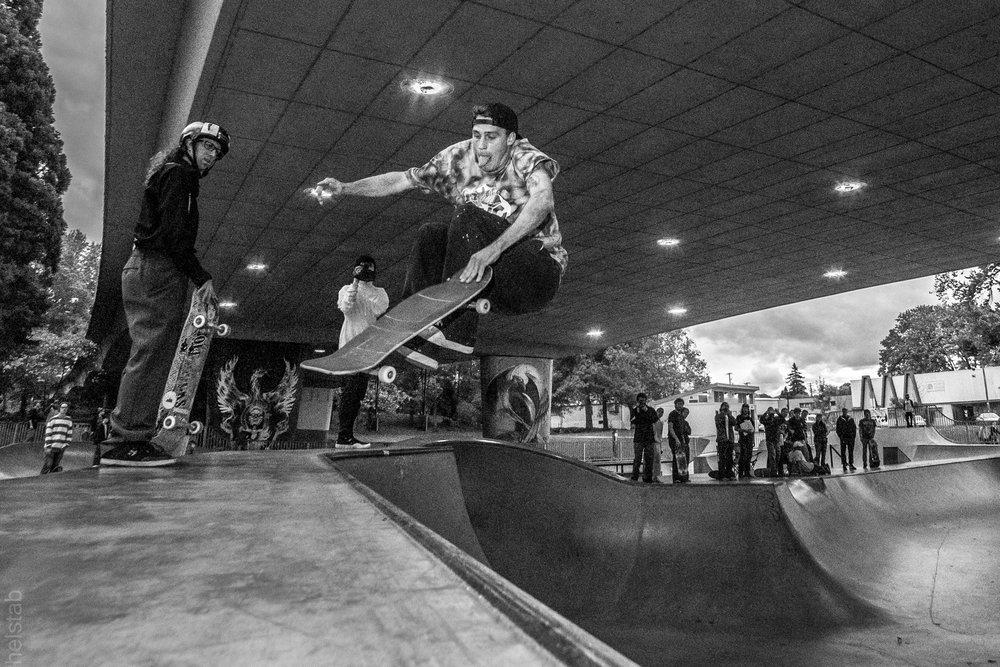 Noah Johnson - Sal Flip Tail - Photo. Matt Helstab