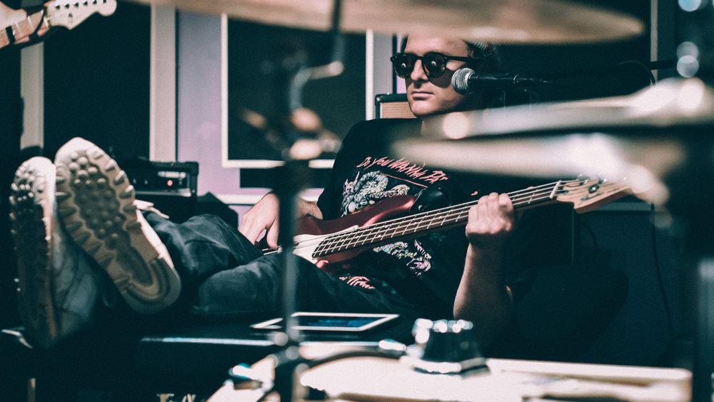 Ben | Bass | Vocals