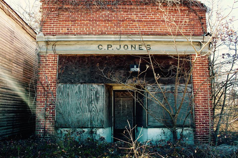 """C.P. Jones""    Photo By:  Fiona  Location:  Union Level, VA"