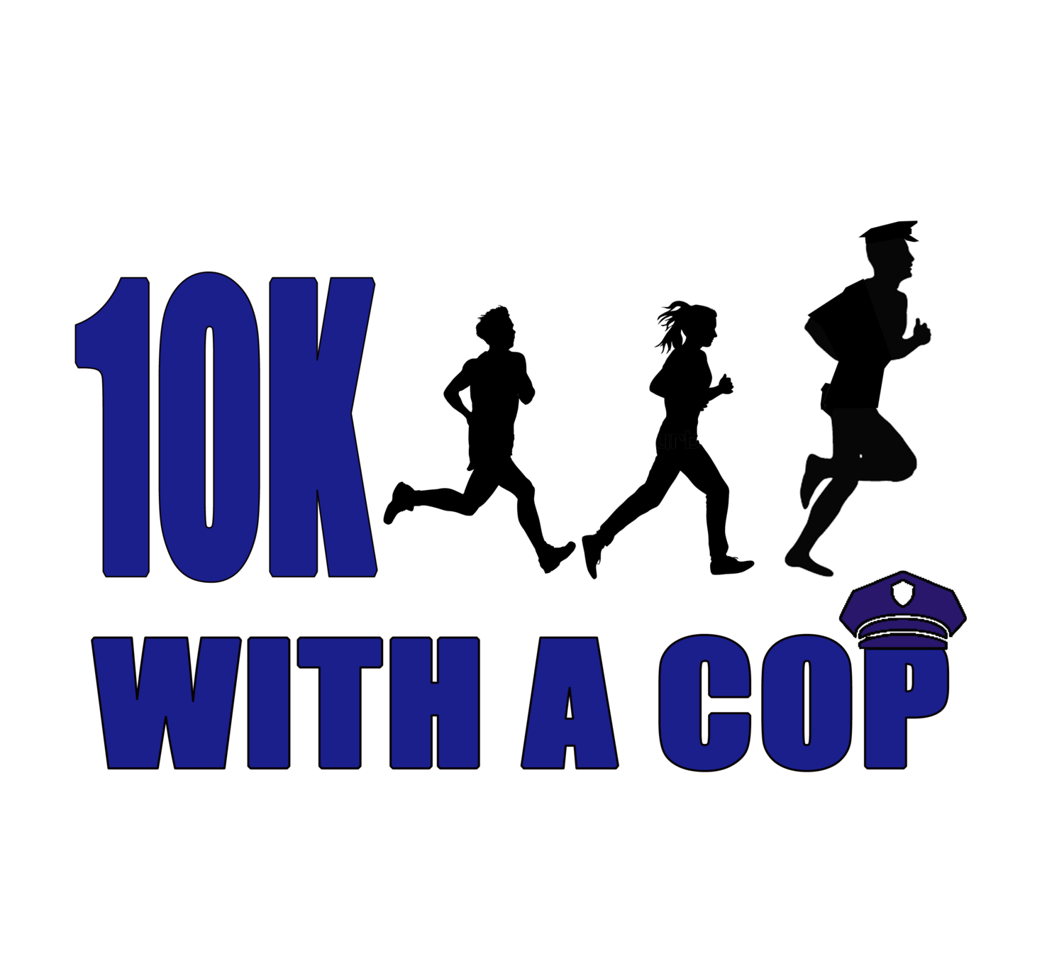 10K WITH A COP