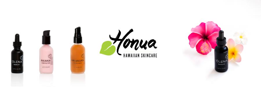 Banner slider design for Honua