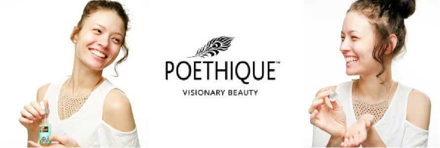 Banner slider design for Poethique