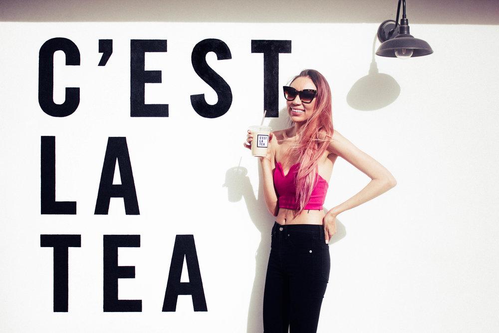 Teaspressa - Let them eat cake...