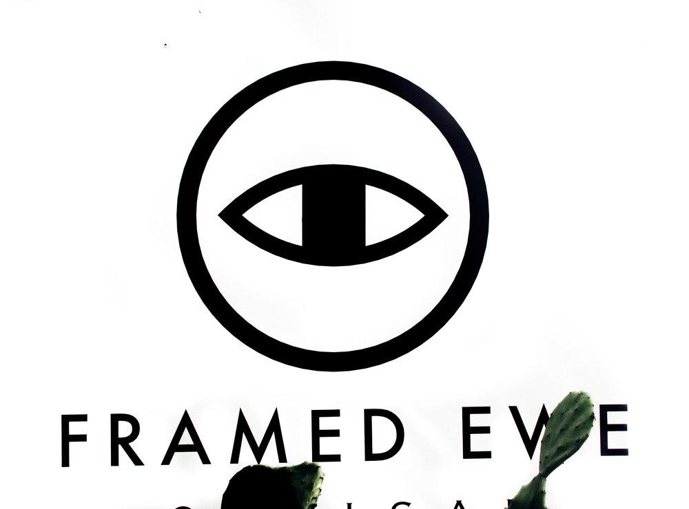 Framed Ewe - Swaggy Eyecandy