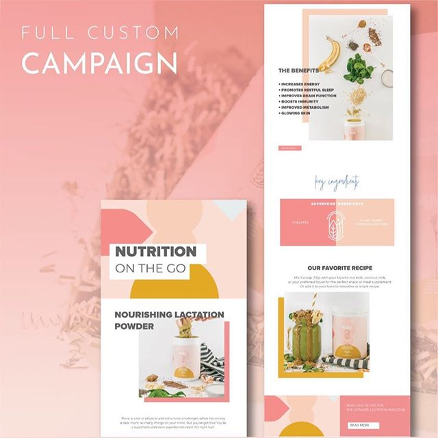 Happy Mounday Babes!  Check out this custom campaign design for @lovemajka.  Did the hardwork to build your email list - and not sure what to push them to purchase?? We can help with new email designs for automation sets, funnels & newsletters!  DM us to get started. ⠀⠀⠀⠀⠀⠀⠀⠀⠀ ⠀⠀⠀⠀⠀⠀⠀⠀⠀ #greenbeauty #indiebeauty #digitalmarketing #marketingagency #skincarebranding #designagency #digitaldesign #branding