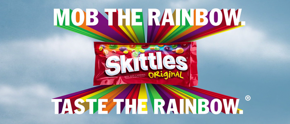Skittles Mob The Rainbow Partners In Crime