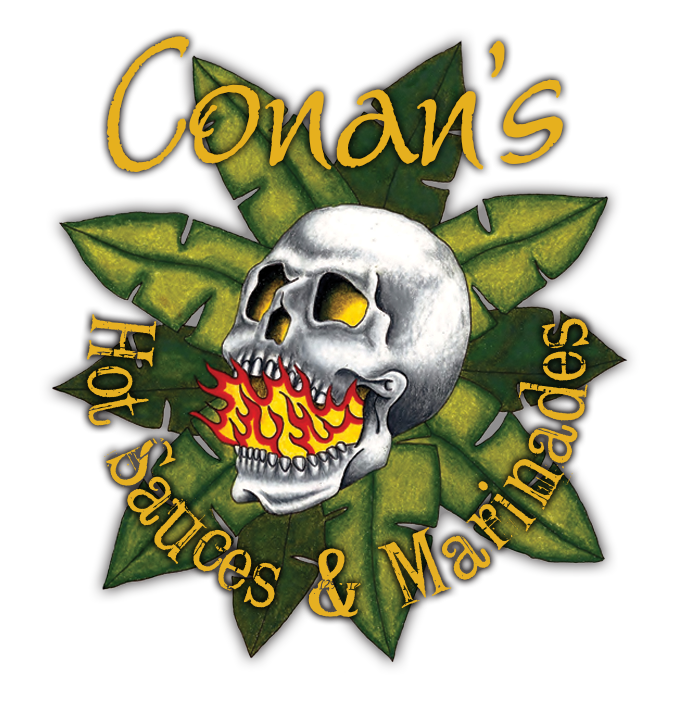 Copy of Conan's Hot Sauces & Marinades