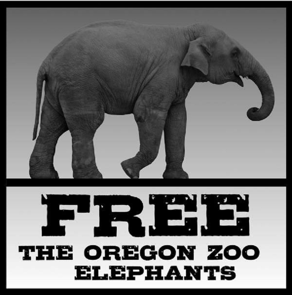 Free the Oregon Zoo Elephants