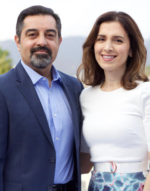 DEAN SHERZAI, MD, PHD(C), MPH, MAS& AYESHA SHERZAI, MD - As Co-Directors of the Alzheimer's Prevention Program at Loma Linda University Medical Center, the Sherzais, through research and their extensive collective medical backgrounds, work to demystify the steps to achieving long-term brain health and the prevention of devastating diseases such as Alzheimer's and dementia.Dean Sherzai, MD, PhD(c), MPH, MAS trained in Neurology at Georgetown University School of Medicine, and completed fellowships in neurodegenerative diseases and dementia at the National Institutes of Health and UC San Diego. He also holds a PhD in Healthcare Leadership with a focus on community health from Andrews University.Ayesha Sherzai, MD is a neurologist and co-director of the Alzheimer's Prevention Program at Loma Linda University where she leads the Lifestyle Program for the Prevention of Neurological Diseases. She completed a dual training in Preventative Medicine and Neurology at Loma Linda University, and a fellowship in Vascular Neurology and Epidemiology at Columbia University. She is also a trained plant-based culinary artist. teamsherzai.com.