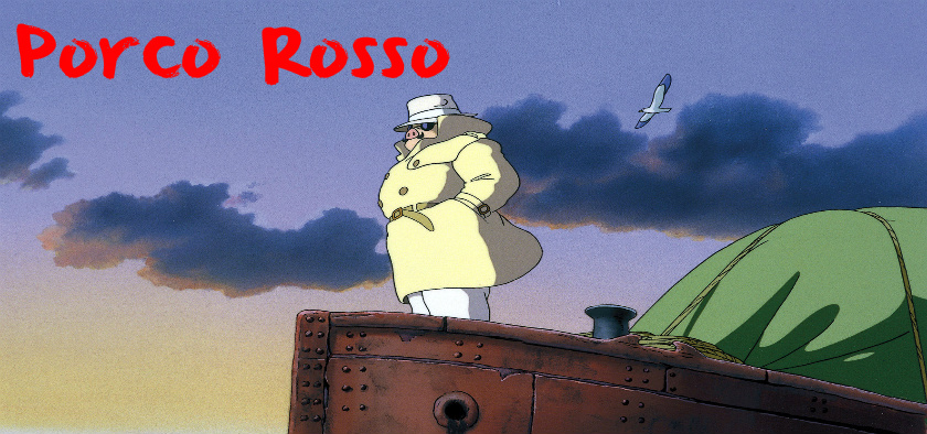 The Other Side of Animation 93: Porco Rosso Review — Cam's