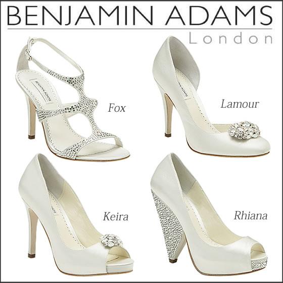 Bridal Heels www.mirabridal.com