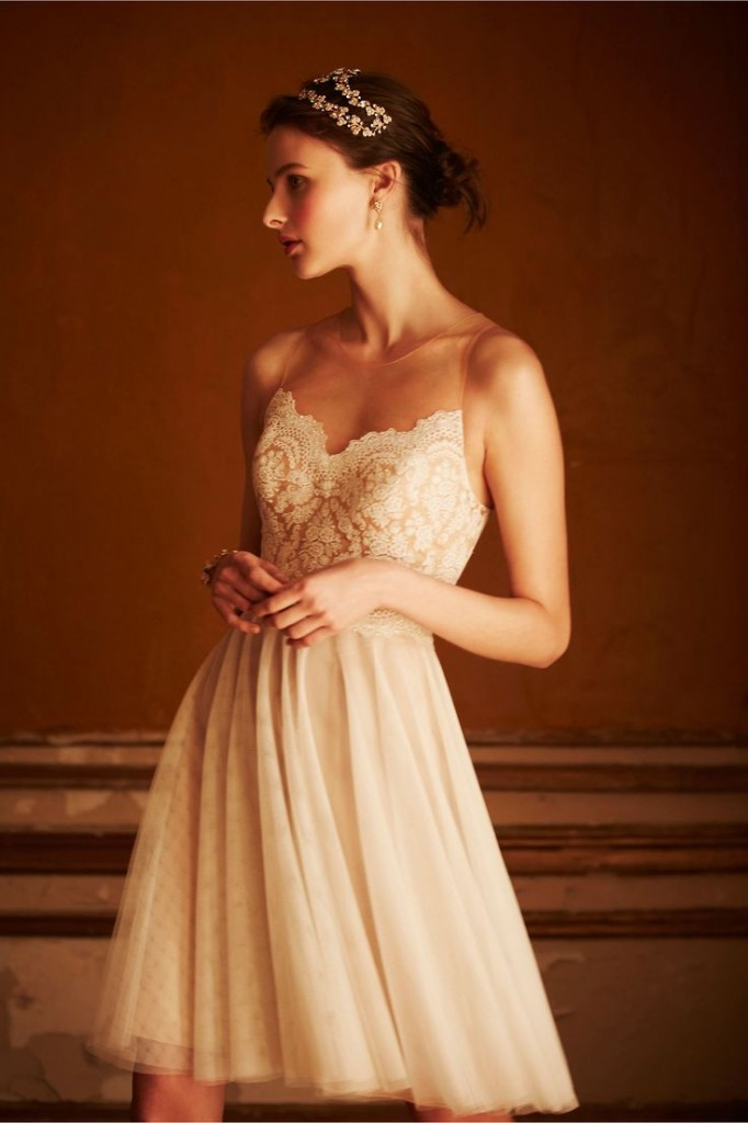 Watters and WTOO bridal for Mira Bridal Couture www.mirabridal.com