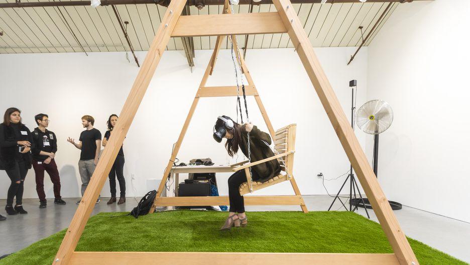 Swingscape VR