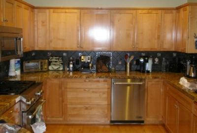 Gotta have a kitchen!